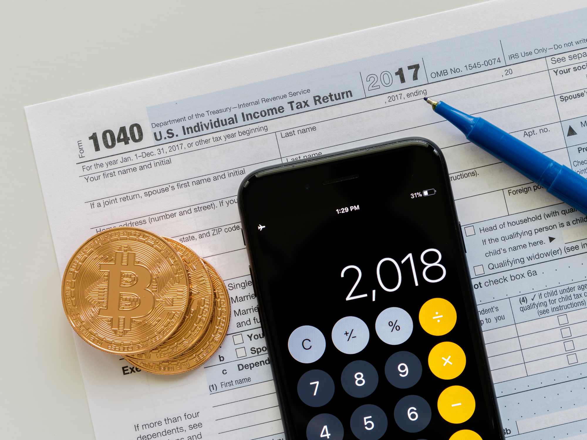 Irs Unveils Crypto Tax Calculator