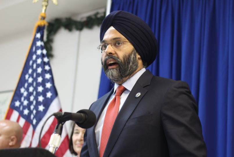New Jersey Attorney General Gurbir Grewal. Photo by Nikita Biryukov for the New Jersey Globe.