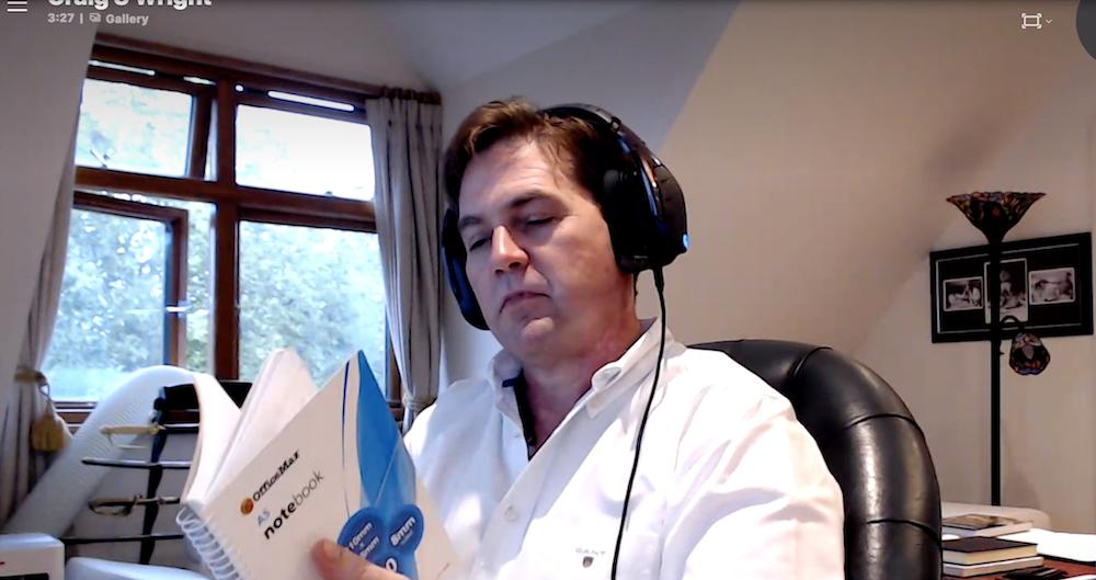 Craig Wright reading sued billions in bitcoin