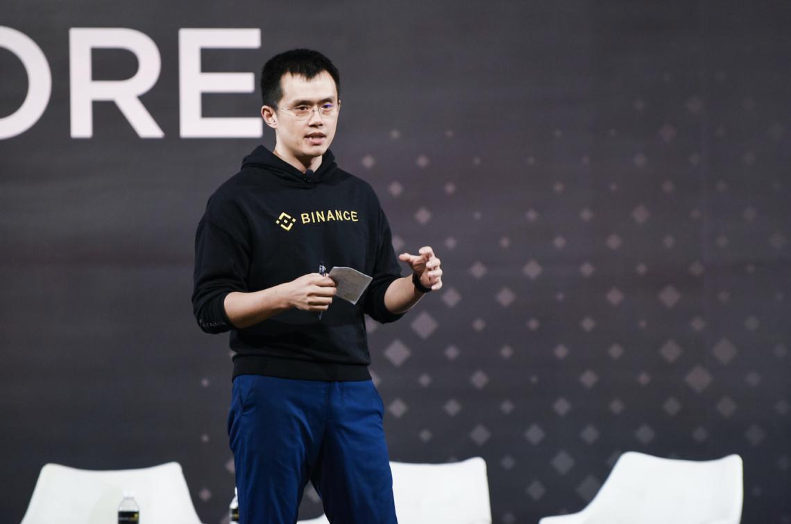 Binance jumps into bitcoin mining