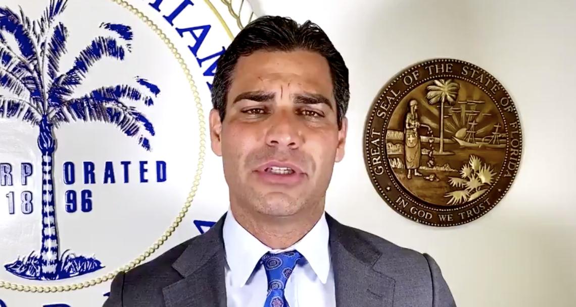 Miami mayor embraces bitcoin